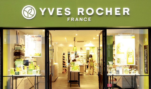 yves rocher institut paris