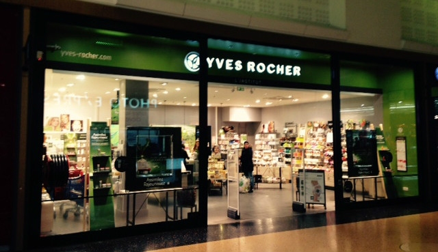 Magasin yves rocher torcy - Torcy bay 2 ...