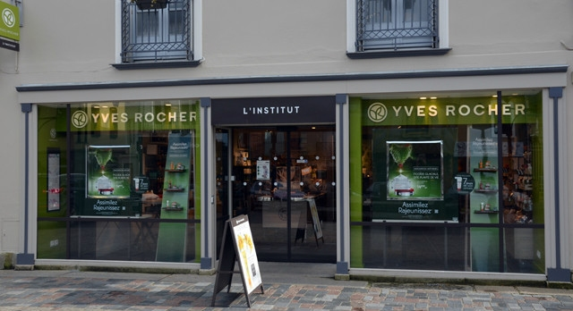 Yves rocher r st georges nancy cosmétique adresse