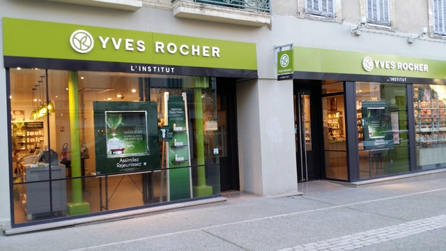 magasin yves rocher salon de provence