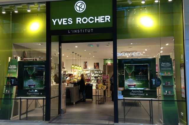 Magasin yves rocher marseille - Boutique terrasse du port ...