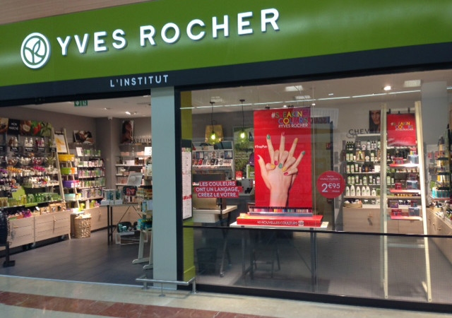 Magasin yves rocher chatte - Magasin ouvert lundi de pentecote ...