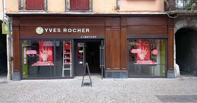 magasin yves rocher chambery. Black Bedroom Furniture Sets. Home Design Ideas